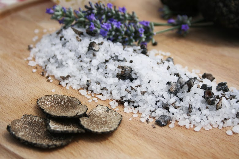 Black Truffle Salt Good Quality Salt