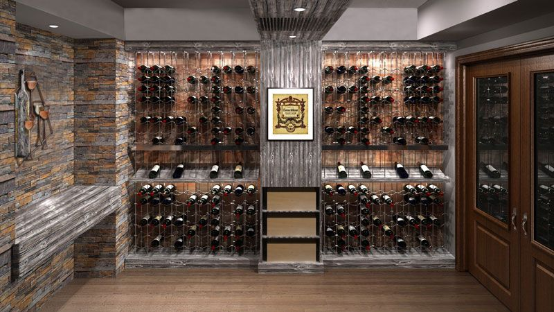 Wine Racks with Creativity and Functionality at Its Best